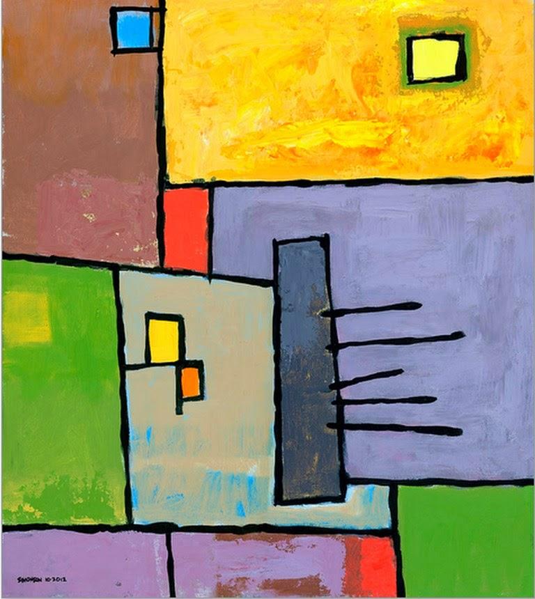 Pintura moderna y fotograf a art stica cuadros modernos - Cuadros para salones modernos ...
