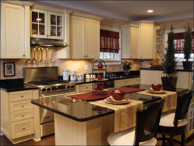 Old World Kitchen Design