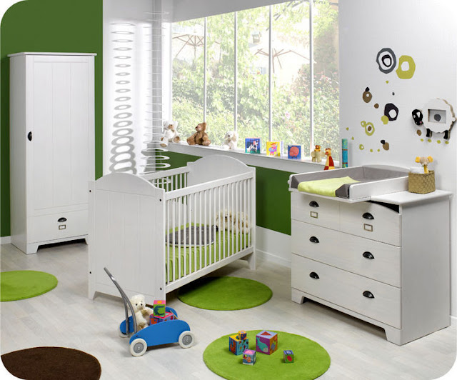chambre de bébé unisex  idées déco pour maison moderne