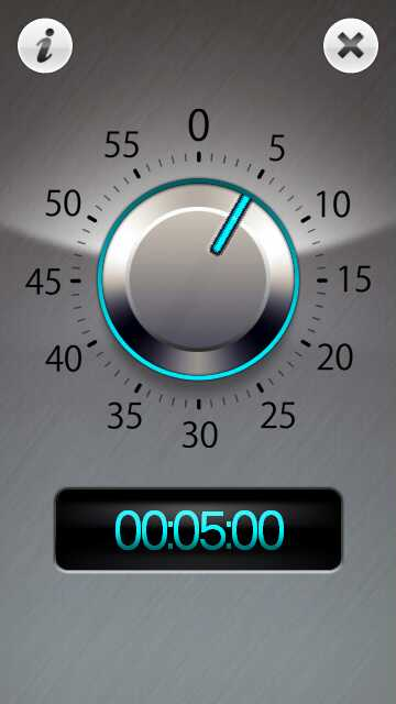 eggtimer screenshot
