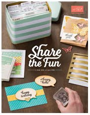 2015-2016 Stampin' Up! Catalogue