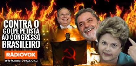 PETIÇÃO CONTRA O GOLPE DO PT - DECRETO 8.243