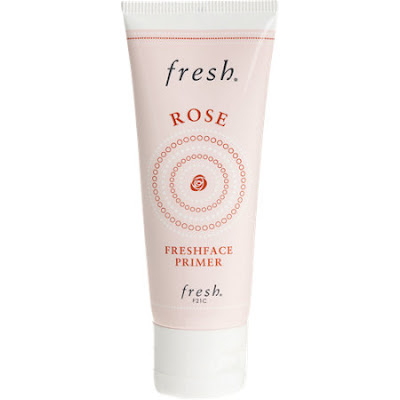 Fresh, Fresh Rose Freshface Primer, makeup primer, foundation, concealer, bronzer, blush