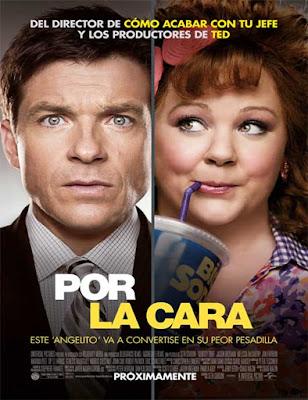 Por la cara (Ladrona de identidades) (2013) Online