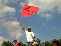 KOMUNITAS RED ARMY TEGASKAN DUKUNG PRABOWO-HATTA KARENA MENGHARGAI AJARAN BUNG KARNO
