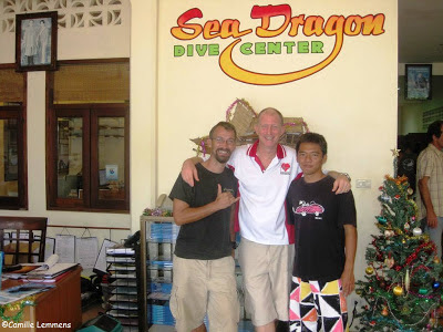 EFR Instructor course, Khao Lak, Thailand, December 2012