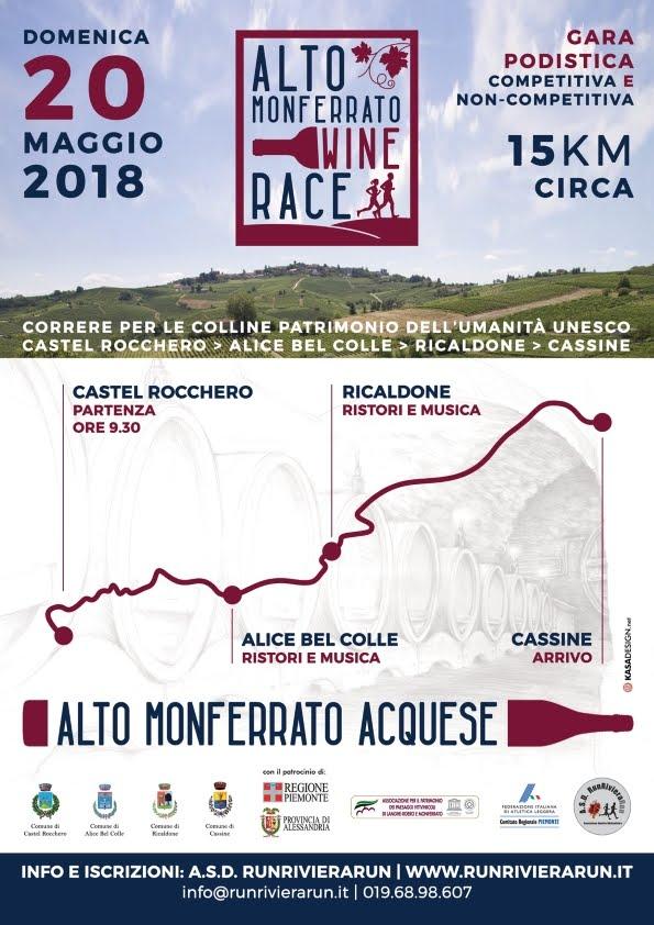 Castel Rocchero - Cassine 20 maggio