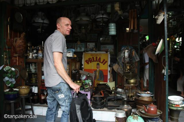 Pasar Triwindu, Solo, Jawa Tengah