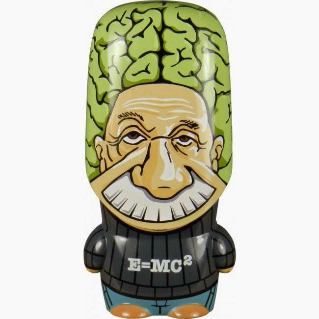 Memoria USB 4 GB El Cerebro de Einstein
