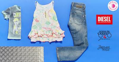 Oferta moda infantil