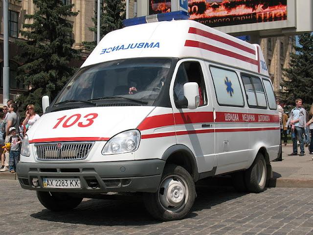 Gambar Mobil Ambulance 20