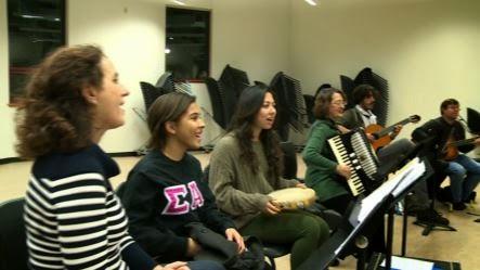 (Video) Muzika shqiptare lëndë në universitetet e SHBA-ve