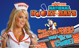 Free Hooters Appetizer