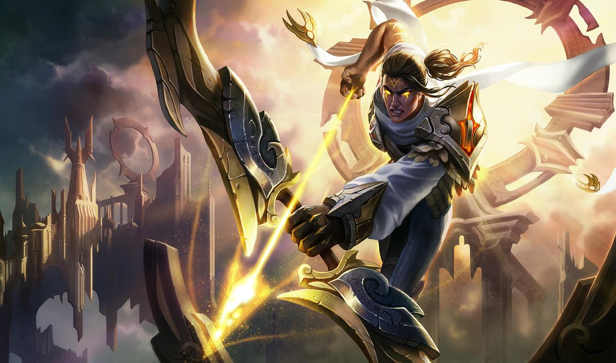 League of Legends Sound off Arclight_Varus_splash