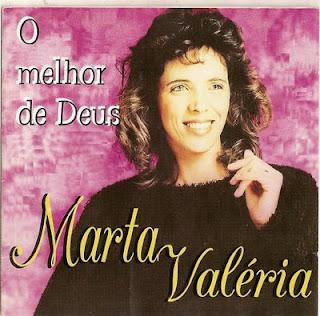 Voz e PlayBack Marta Valeria – O Melhor de Deus