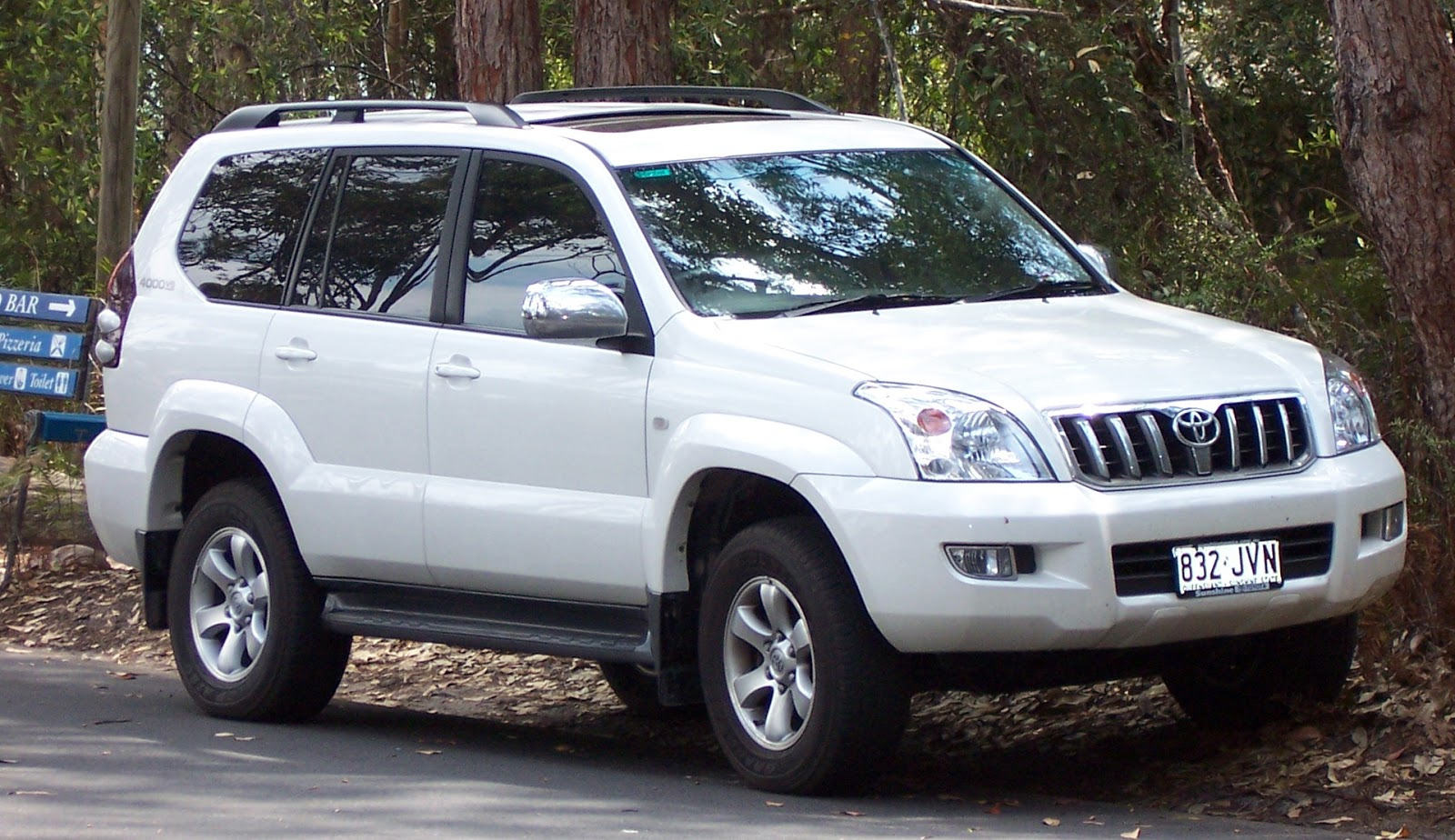 Watchcaronline Toyota Prado 2012