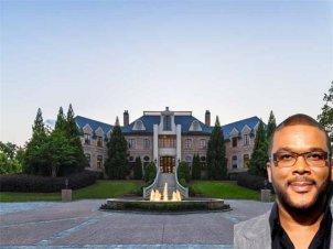Tyler Perry Selling Atlanta Villa