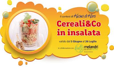 insalata di riz rouge alla mediterranea