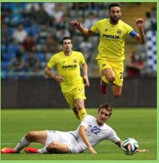 El Villarreal se pasea en Kazajistán http://cort.as/FyfT