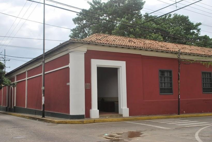Casa de la Estrella. Donde nació la República libre y soberana de Venezuela en 1830.