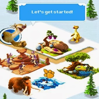 Ice Age Village for BlackBerry legacy devices