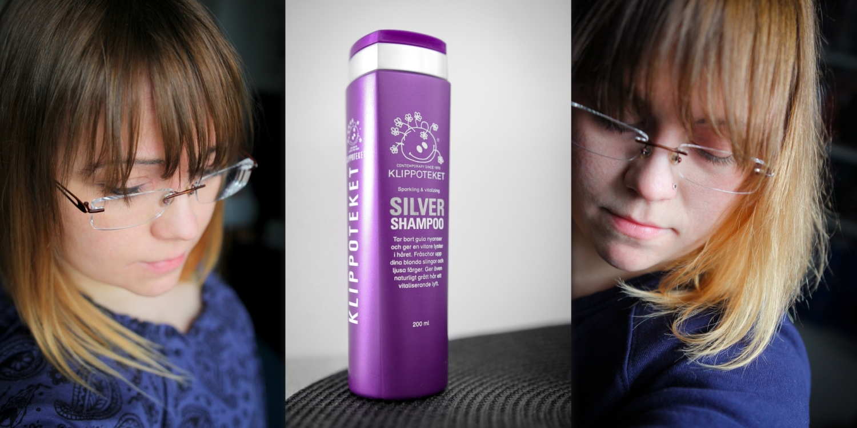klippoteket shampoo recension