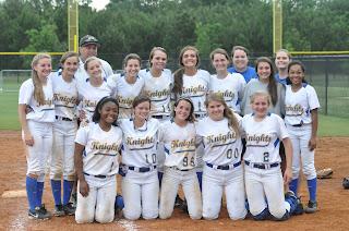 Montgomery Catholic Softball Advances to State 2