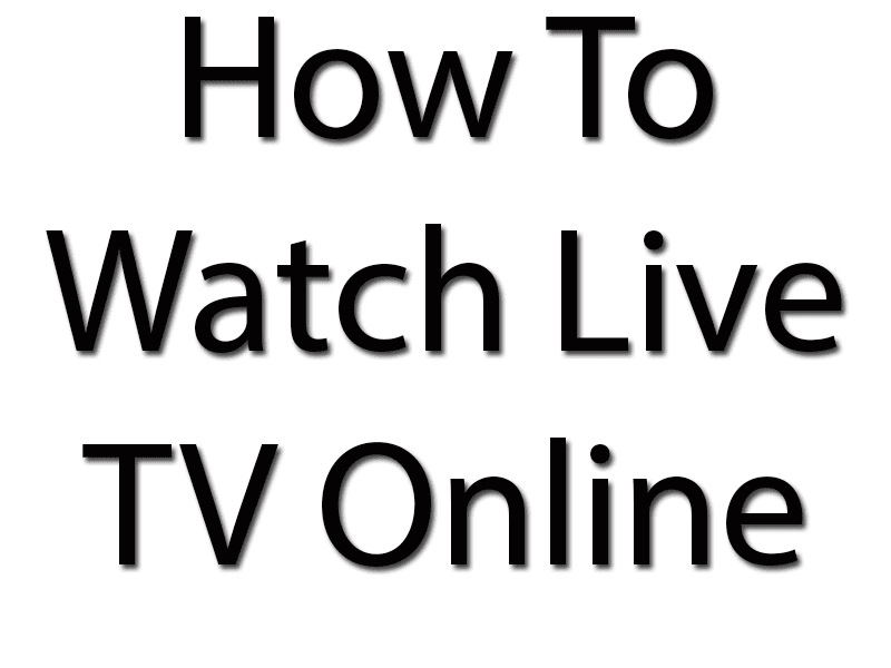 How To Watch Live TV Online | Live TV Streaming Online