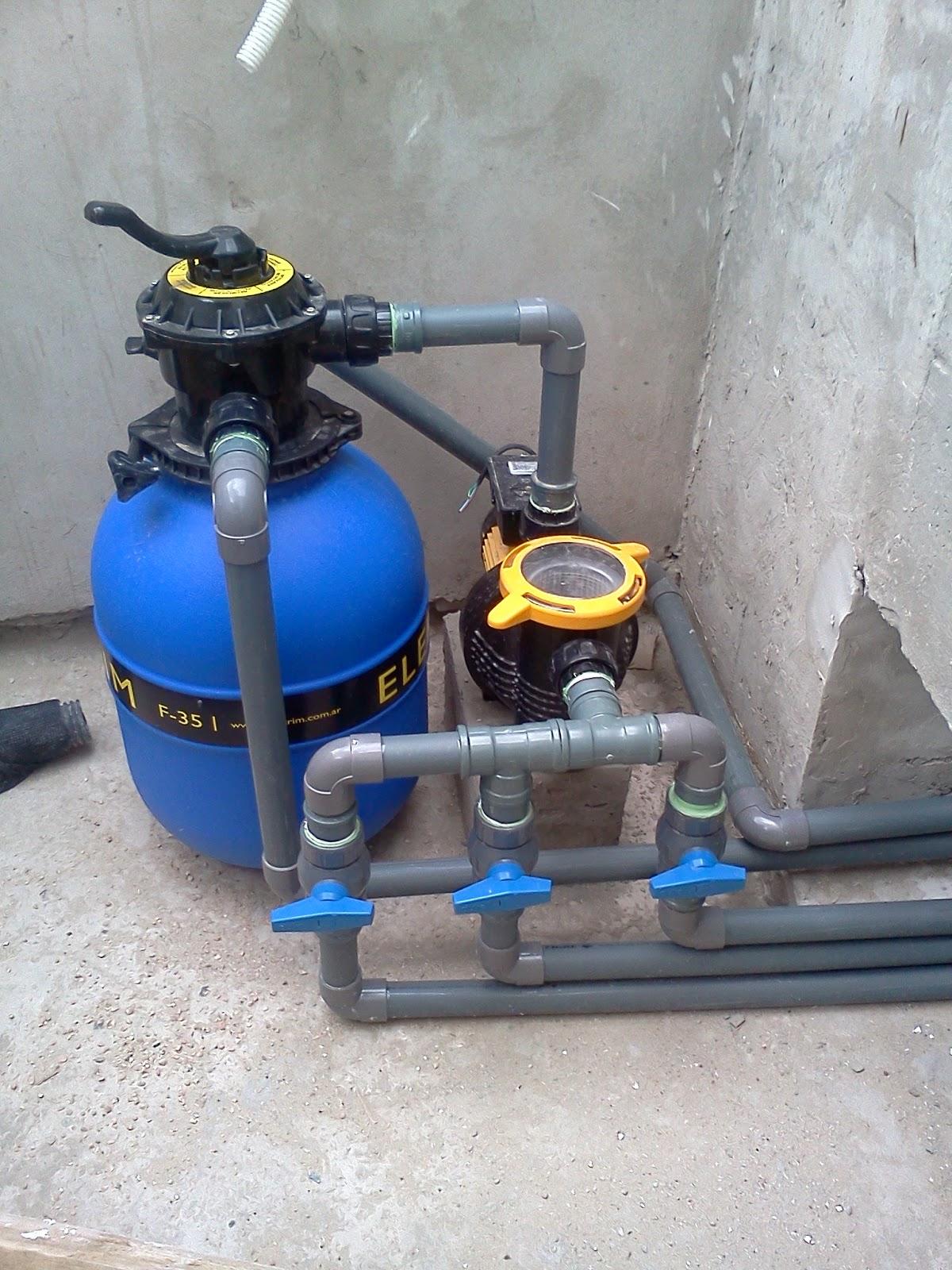 Construcci n de piscinas en terrazas y azoteas for Instalacion bomba piscina
