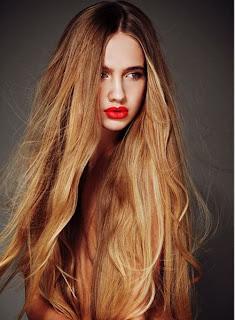 hosszú haj rúzs