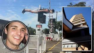 planking death 10 Kematian Paling Aneh di Dunia