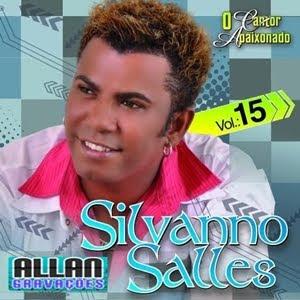 NOVO CD SILVANNO SALLES • VOL 15