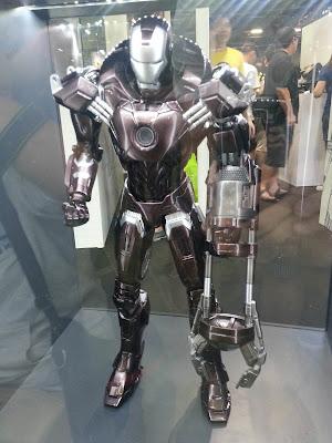 Play Imaginative Super Alloy Iron Man 3 - Diecast Figure