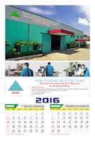 Kalender Pabrik