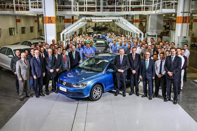 Volkswagen Jetta 2016 Comfortline - fabricação nacional