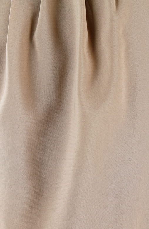 Latte Colette Flutter Sleeve Blouse