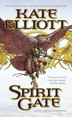Spirit Gate (Crossroads, Book 1) by Kate Elliott