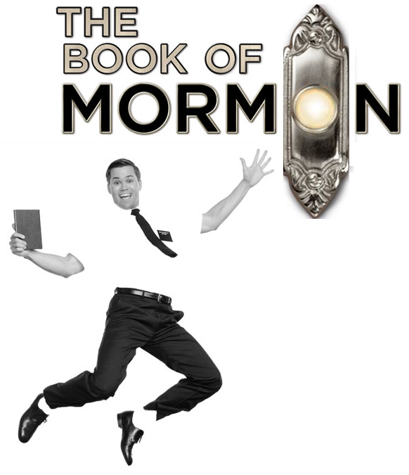 JK's TheatreScene: LOGOS: The Book of Mormon