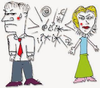 Chistes, El Divorcio