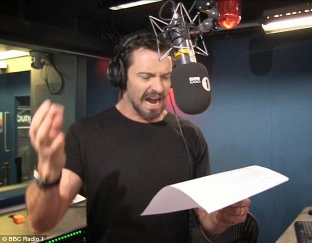 Hugh Jackman sings Wolverine The Musical