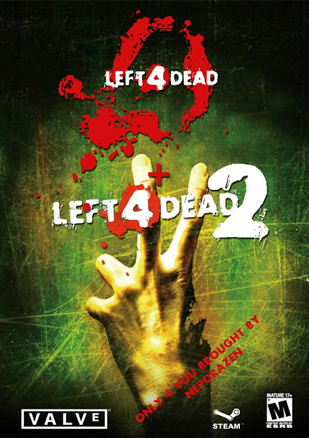 Left 4 Dead 2 Download Cover Free Game