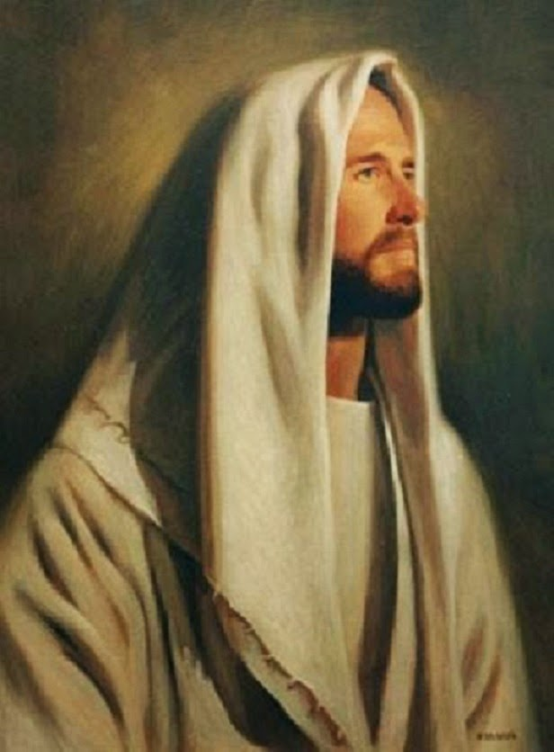 Christ Son Of God Painting by Leland Castro