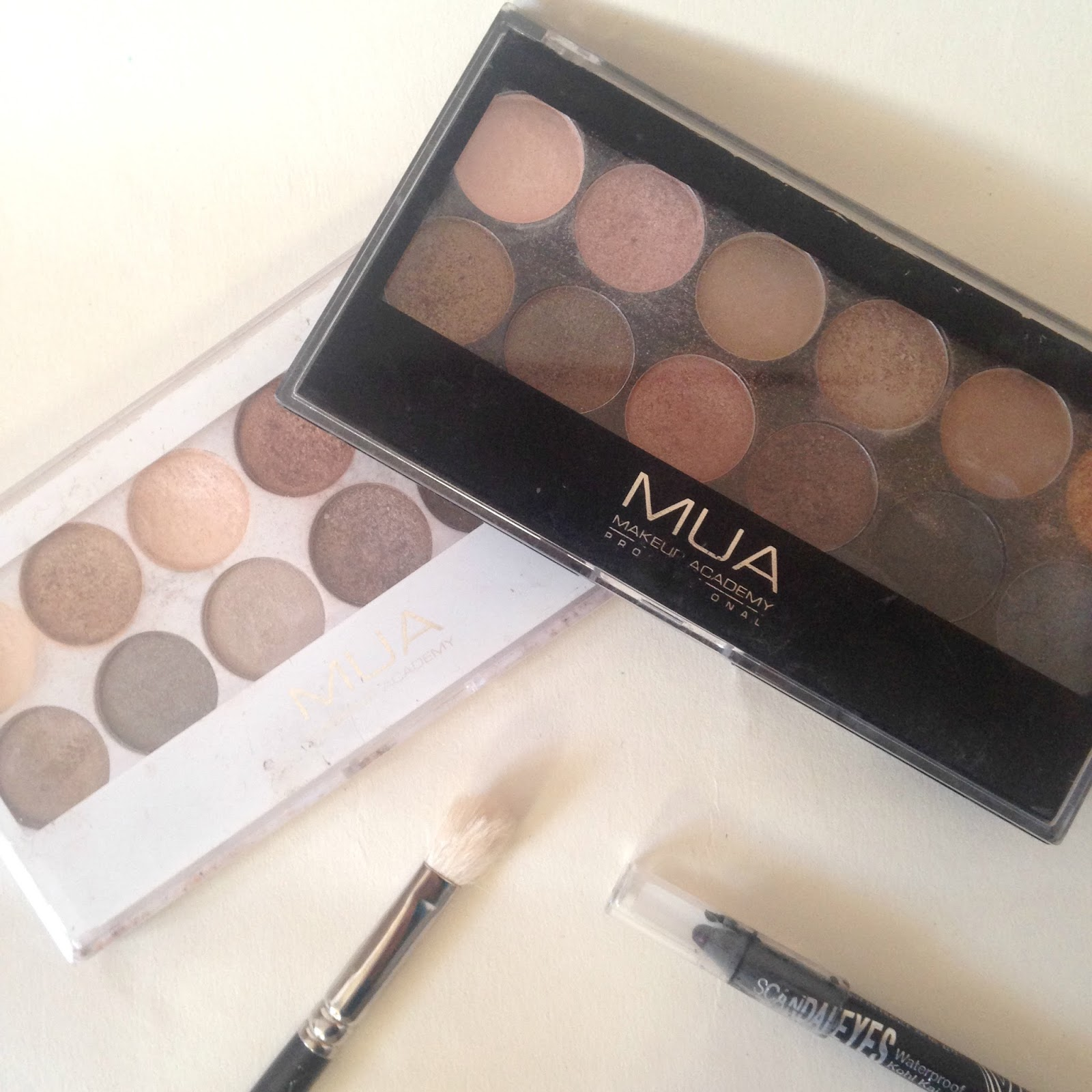 Make Up Academy Palettes