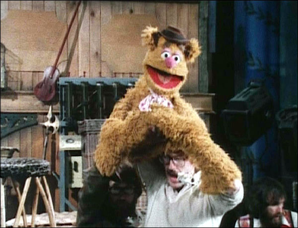 Muppets and Muppeteers