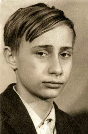 Vladimir Putin - Homophobiker
