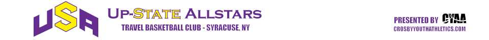 Upstate Allstars | Syracuse AAU & Club Basketball