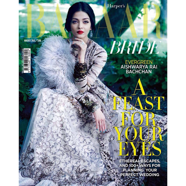 Aishwarya Rai Bazaar India August 2015
