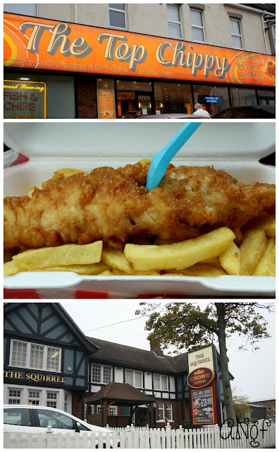 Blackpool's best kept chippy secret and a family-friendly pub are excellent refuelling stops | Anyonita-nibbles.co.uk
