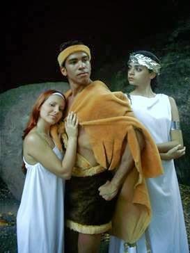 Bangu Shopping apresenta ao público a peça 'Hércules'