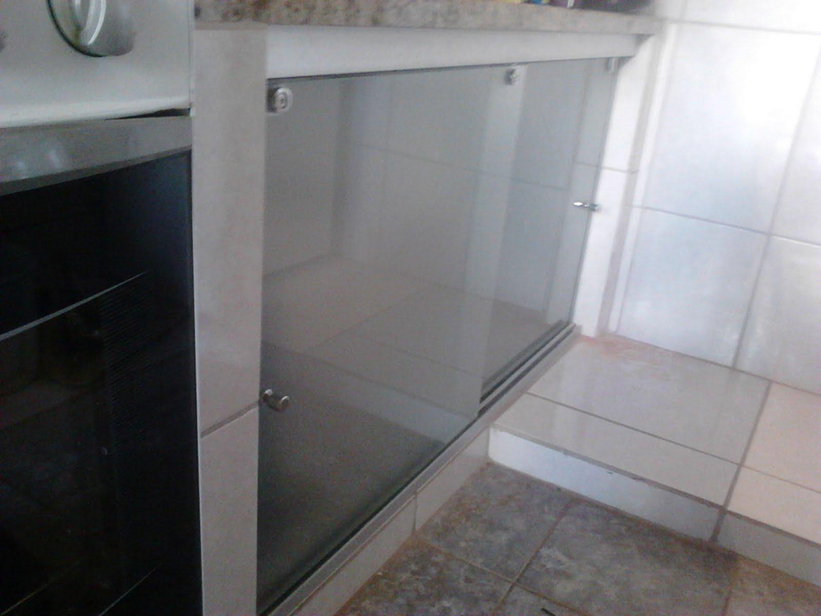 FRANCO VIDROS TEMPERADOS Fechamento Pia com vidro # Pia Para Banheiro De Vidro Comercial Ramos